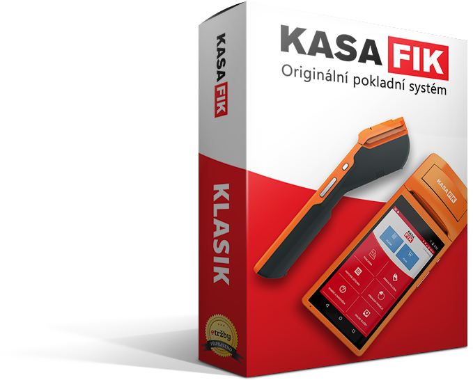 3d box kasa fik box ORANGE-KLASIK